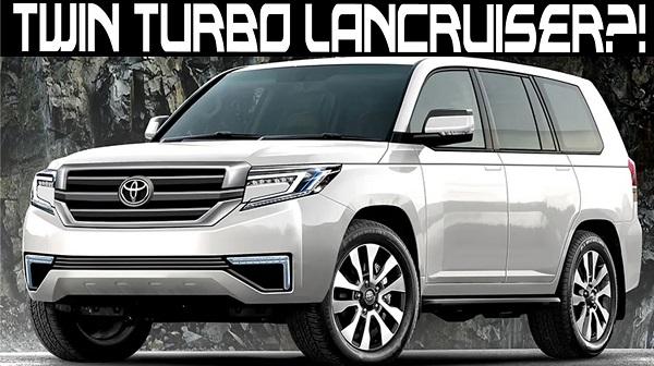 Toyota Land Cruiser 3.5 V6 Tubor 2021 - SUV đẳng cấp nhất Toyota sắp ra mắt tại Việt Nam