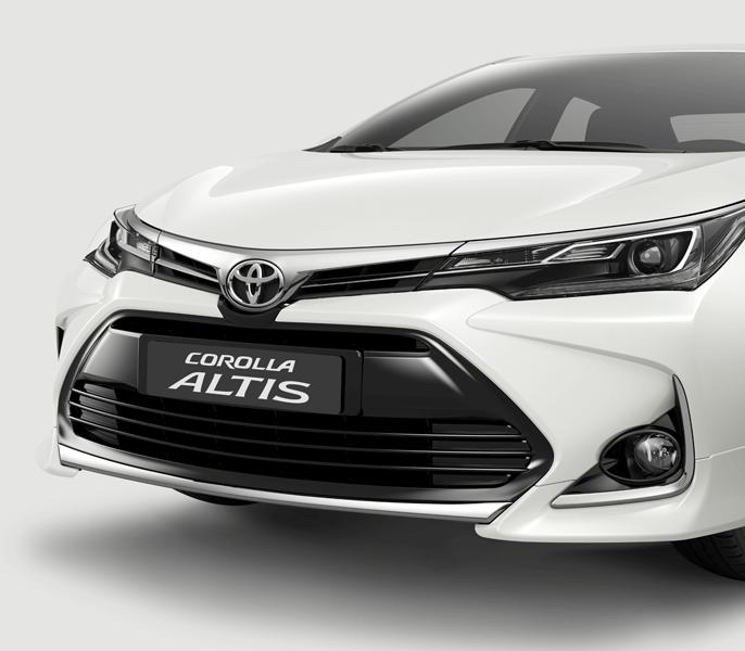 Toyota Corolla Altis 1.8G CVT 2021