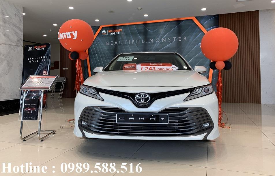 Bảng Giá Xe Toyota Camry 2.0G 2021 Hình Ảnh Chi Tiết Khuyến Mại Lăn Bánh 300 Triệu Trả Góp