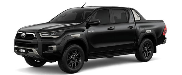 Toyota Hilux 2.8AT 2021màu đen (218)
