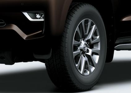 bánh xe Prado 2021