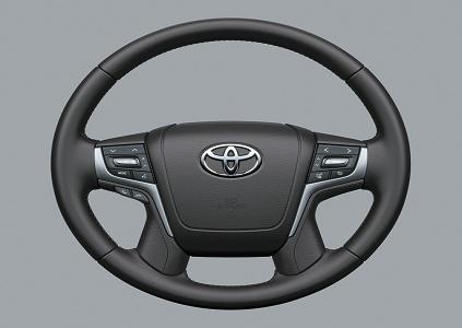 tay lái prado 2021