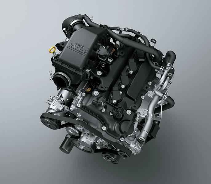 Động cơ toyota rush 2021
