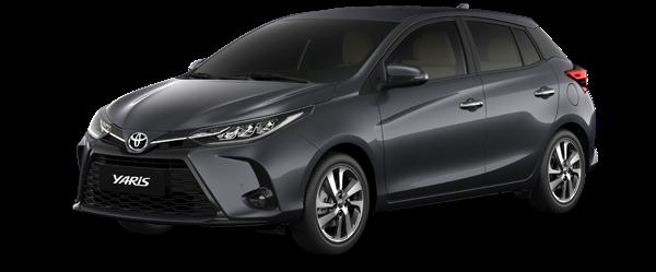 Toyota Yaris màu xám 2021 (1G3)