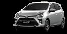 Toyota Wigo 1.2MT 2021