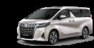 Toyota ALPHARD LUXURY 2022
