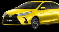 Toyota Vios 1.5E MT7 2021