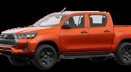 Toyota Hilux 2.4 4X4 MT 2021