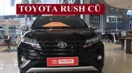 Toyota Rush 7 Chỗ Cũ