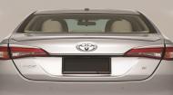 Cánh hướng gió sau Toyota Vios