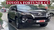 Toyota Fortuner Cũ Qua Sử Dụng