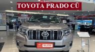 Toyota Prado Cũ Xe Qua Sử Dụng