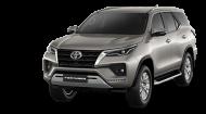 Toyota Fortuner 2.4MT 4X2 2021
