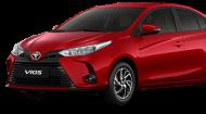 Toyota Vios 1.5E MT7 Số Sàn 2021