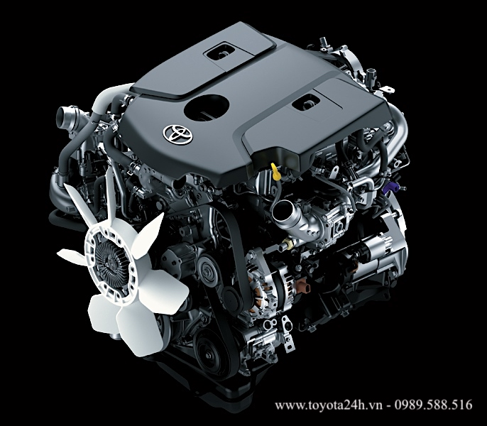 hinh-anh-dong-co-toyota-hilux-2.8AT-turbo